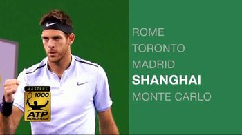 Tennis Channel Plus TV Spot, '2018 International ATP 500 and Masters 1000' - 87 commercial airings