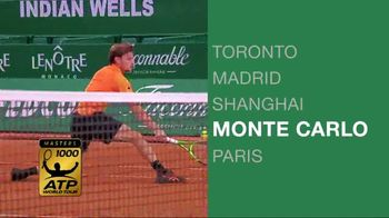 Tennis Channel Plus TV Spot, '2018 International ATP 500 and Masters 1000' - Thumbnail 6