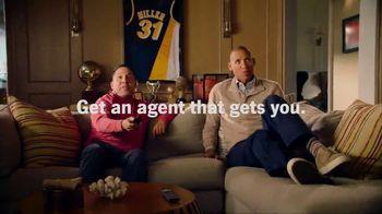 State Farm TV Spot, 'NBA: Getting Older' Feat. Reggie Miller, Oscar Nunez - Thumbnail 9