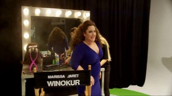 Think About the Link TV Spot, 'Marissa Jaret Winokur Wants You to Think'