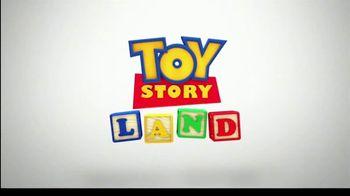 Walt Disney World TV Spot, 'Toy Story Land: Something Big' - Thumbnail 8