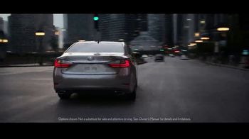 Lexus Special Presidents' Day Offer TV Spot, '2018 ES: Safety' [T2] - Thumbnail 2