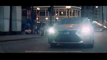 Lexus Special Presidents' Day Offer TV Spot, '2018 ES: Safety' [T2] - Thumbnail 3