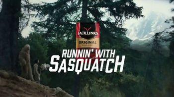 Jack Link's Beef Jerky TV Spot, 'Runnin' With Sasquatch Falconry' - Thumbnail 1