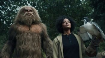 Jack Link's Beef Jerky TV Spot, 'Runnin' With Sasquatch Falconry'