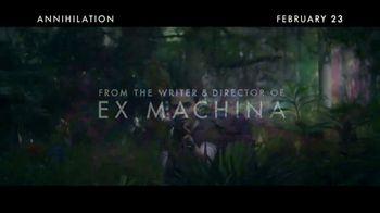 Annihilation - Alternate Trailer 16