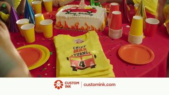 CustomInk TV Spot, 'Circle of Life'