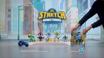 Stretch Armstrong and the Flex Fighters TV Spot, 'No Problem' - Thumbnail 8