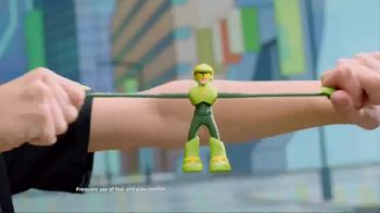 Stretch Armstrong and the Flex Fighters TV Spot, 'No Problem'