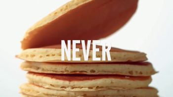 Denny's All You Can Eat Pancakes TV Spot, 'Ending Never' - Thumbnail 5
