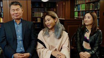 VISA TV Spot, 'Resetting Finish Lines' Featuring Chloe Kim - 1 commercial airings