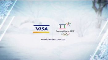VISA TV Spot, 'Resetting Finish Lines' Featuring Chloe Kim - Thumbnail 10