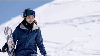 VISA TV Spot, 'Resetting Finish Lines' Featuring Chloe Kim - Thumbnail 5