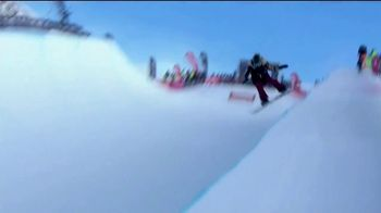 VISA TV Spot, 'Resetting Finish Lines' Featuring Chloe Kim - Thumbnail 7