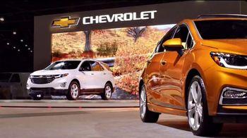 2018 Chevrolet Silverado 1500 TV Spot, 'El auto show' [Spanish] [T2] - Thumbnail 1