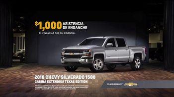 2018 Chevrolet Silverado 1500 TV Spot, 'El auto show' [Spanish] [T2] - Thumbnail 8