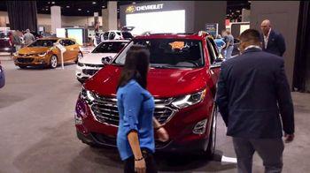 2018 Chevrolet Silverado 1500 TV Spot, 'El auto show' [Spanish] [T2] - Thumbnail 4