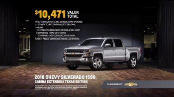 2018 Chevrolet Silverado 1500 TV Spot, 'El auto show' [Spanish] [T2] - Thumbnail 7