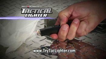Bell + Howell Tactical Lighter TV Spot, 'Military Tough' Feat. Nick Bolton - Thumbnail 5
