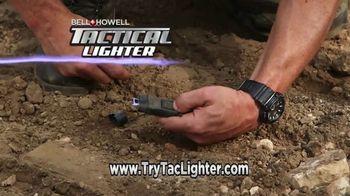 Bell + Howell Tactical Lighter TV Spot, 'Military Tough' Feat. Nick Bolton - Thumbnail 6