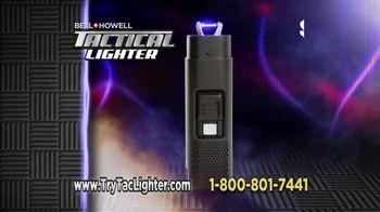 Bell + Howell Tactical Lighter TV Spot, 'Military Tough' Feat. Nick Bolton - Thumbnail 7