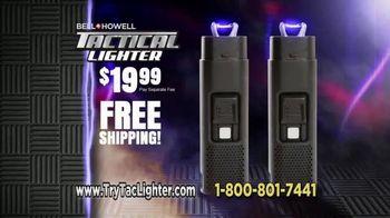Bell + Howell Tactical Lighter TV Spot, 'Military Tough' Feat. Nick Bolton - Thumbnail 8
