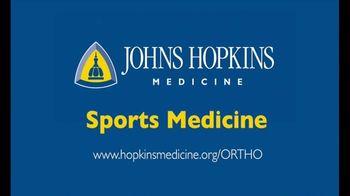 Johns Hopkins Medicine TV Spot, 'Sports Injuries' - Thumbnail 2