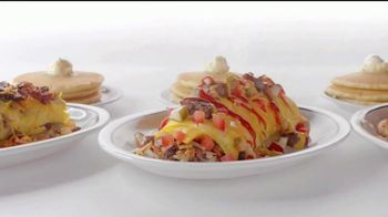 IHOP Omelettes TV Spot, 'Transportador' [Spanish]
