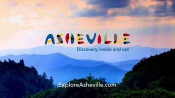 Asheville Convention & Visitor's Bureau TV Spot, 'Take it In' - Thumbnail 10