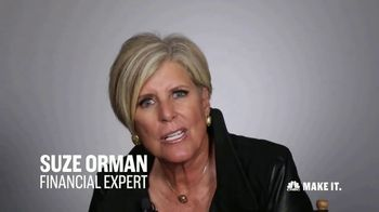 CNBC Make It TV Spot, 'Car Lease' Featuring Suze Orman - Thumbnail 1