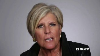 CNBC Make It TV Spot, 'Car Lease' Featuring Suze Orman - Thumbnail 2