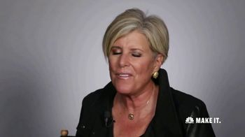 CNBC Make It TV Spot, 'Car Lease' Featuring Suze Orman - Thumbnail 3