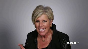CNBC Make It TV Spot, 'Car Lease' Featuring Suze Orman - Thumbnail 5