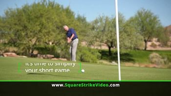 Square Strike Wedge TV Spot, 'Simplify Your Short Game' Feat. Andy North - Thumbnail 3