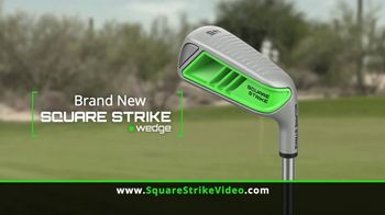 Square Strike Wedge TV Spot, 'Simplify Your Short Game' Feat. Andy North - Thumbnail 5