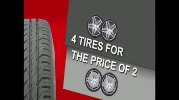 Big O Tires Buy Two Get Two Free Sale TV Spot, 'Legendary Deal' - Thumbnail 9