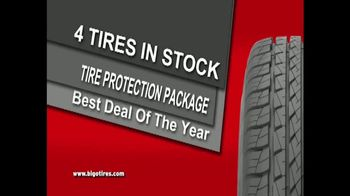 Big O Tires Buy Two Get Two Free Sale TV Spot, 'Legendary Deal' - Thumbnail 3