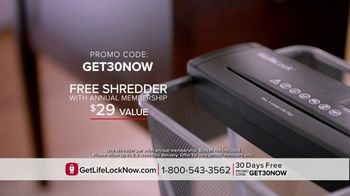 LifeLock TV Spot, 'Infomercial V3.1 Rev2 - CTA1' Featuring Rick Harrison - Thumbnail 4