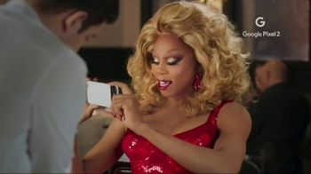 Google Pixel 2 TV Spot, 'V-Day' Featuring RuPaul - Thumbnail 5