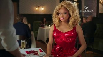 Google Pixel 2 TV Spot, 'V-Day' Featuring RuPaul - Thumbnail 8