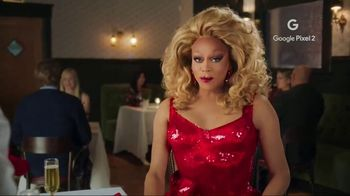 Google Pixel 2 TV Spot, 'V-Day' Featuring RuPaul - Thumbnail 9