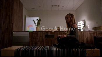 Google Home TV Spot, 'Help Me Relax' Featuring Tara Lipinski, Johnny Weir - Thumbnail 7