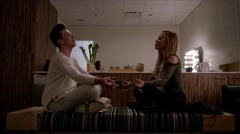 Google Home TV Spot, 'Help Me Relax' Featuring Tara Lipinski, Johnny Weir - Thumbnail 4