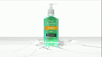 Neutrogena Acne Proofing Gel Cleanser TV Spot, 'Break the Breakout Cycle' - Thumbnail 9