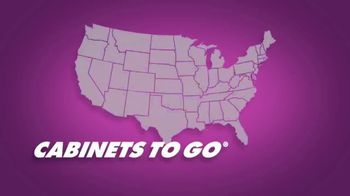 Cabinets to Go Presidents' Day Sale TV Spot, 'Up to 70 Percent Off' - Thumbnail 7