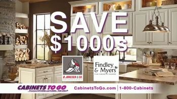 Cabinets to Go Presidents' Day Sale TV Spot, 'Up to 70 Percent Off' - Thumbnail 3