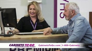 Cabinets to Go Presidents' Day Sale TV Spot, 'Up to 70 Percent Off' - Thumbnail 4
