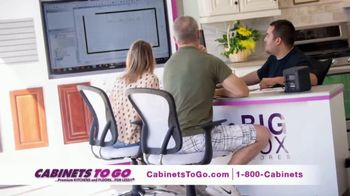Cabinets to Go Presidents' Day Sale TV Spot, 'Up to 70 Percent Off' - Thumbnail 5