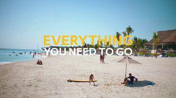Expedia TV Spot, 'Beaches: Occidental at Xcaret' - Thumbnail 9