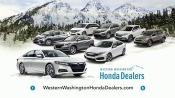 Honda Presidents' Day Sales Event TV Spot, 'Salute to Savings' [T2] - Thumbnail 9